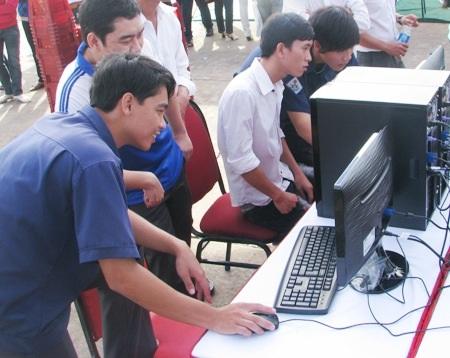 Ngành giáo dục tỉnh Cà Mau sẽ ưu tiên đầu tư ứng dụng công nghệ thông tin trong công tác dạy và học.