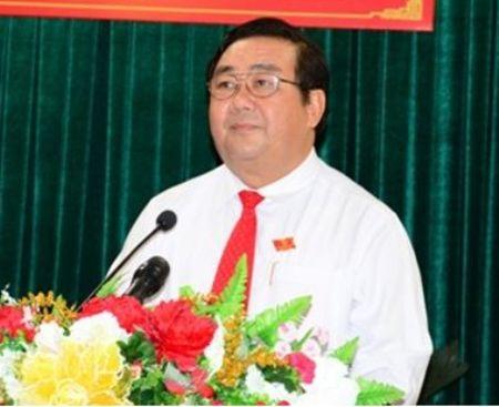 Ông Trần Văn Hiện- tân Chủ tịch HĐND tỉnh Cà Mau khóa IX. (Ảnh: CTTĐTCM).