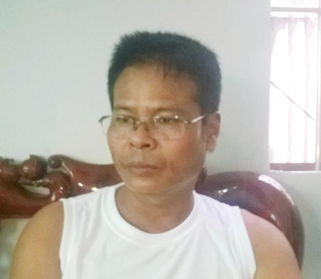 Ông Tăng Khương.