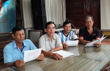 Nhiều người lao động cho rằng, kết luận của Sở Nội vụ tỉnh Cà Mau còn nhiều vấn đề cần xác minh lại.