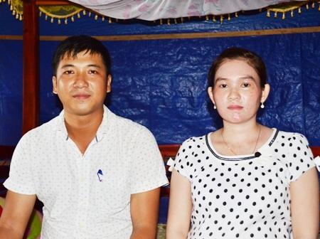 Vợ chồng anh Mạnh bị truy tố oan nhưng các cơ quan chức năng huyện Phước Long, tỉnh Bạc Liêu lại né tránh trách nhiệm.