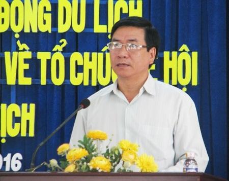 Ông Thái Quốc Lưu- Phó Giám đốc Sở VH-TT&DL tỉnh Bạc Liêu: Bạc Liêu có sản phẩm du lịch đặc thù không nơi nào có nhưng về cơ sở hạ tầng phục vụ du lịch thì mới chỉ là em út so với nhiều địa phương khác.
