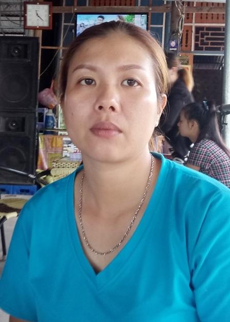 Bà Huỳnh Thị Phương Thảo bức xúc và cho rằng công văn của Cục thi hành án dân dự tỉnh Sóc Trăng là không thuyết phục.
