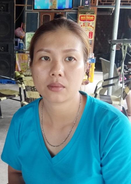 Bà Huỳnh Thị Phương Thảo bức xúc vì các cơ quan chức năng tỉnh Sóc Trăng và huyện Mỹ Tú vẫn cố tình bênh vực cho sai phạm của Chi cục THADS huyện Mỹ Tú.