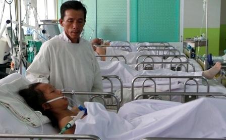 Lần đầu tiên tại bệnh viện Chợ Rẫy, bệnh nhân điều trị nội trú được nằm mỗi người một giường