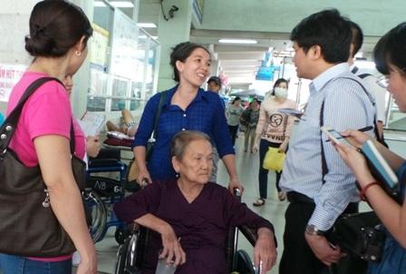 Các bệnh viện đang nỗ lực hướng đến sự hài lòng người bệnh