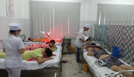 Trung tâm Y tế huyện Long Điền chỉ có 16 bác sĩ nhưng không có bác sĩ lĩnh vực dự phòng