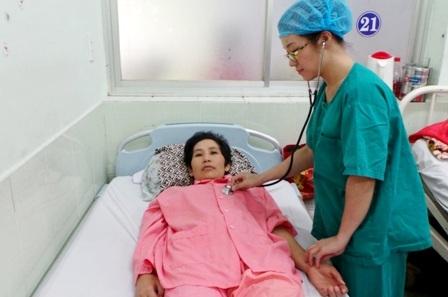 Bác sĩ chỉ định phẫu thuật thay van 2 lá, sửa van 3 lá, lấy huyết khối với chi phí tạm ứng 80 triệu đồng