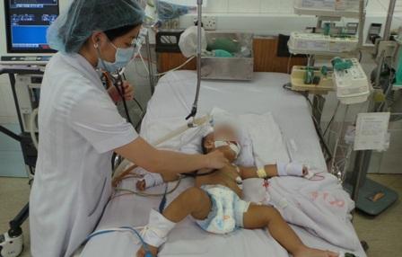 Dịch bạch hầu xuất hiện tại Bình Phước đã khiến 3 người chết, 2 trẻ đang biến chứng nặng