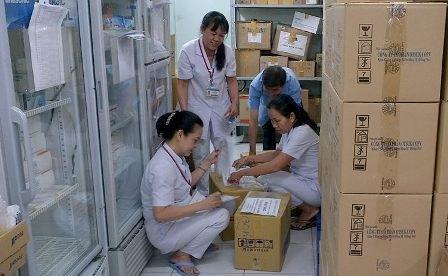 Hoạt động của khoa Dược, bệnh viện Nguyễn Tri Phương đã tồn tại nhiều bất cập, kéo dài