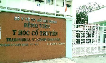 Bệnh viện Y học Cổ truyền TPHCM nơi bị thanh tra phát hiện hàng loạt sai phạm trong đấu thầu