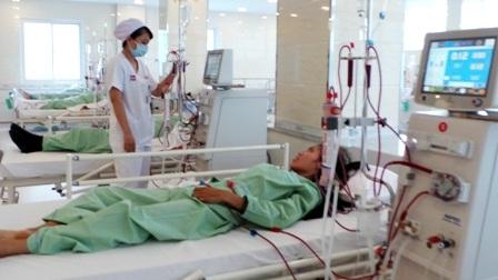 Vận hành Trung tâm lọc máu công nghệ Nhật Bản - 1