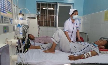 Sở Y tế đang nỗ lực đưa các kỹ thuật cao về tận tuyến y tế phường xã để phục vụ người bệnh