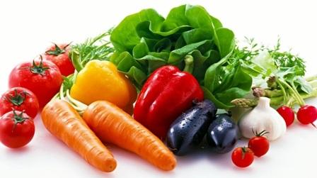 Ăn rau của quả, giúp giữ dáng, đẹp da, duy trì sức khỏe tốt cho ngày cưới (ảnh minh họa)