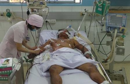 Một trường hợp nguy kịch vì mắc sốt xuất huyết điều trị tại Bệnh viện Bệnh Nhiệt Đới, TPHCM