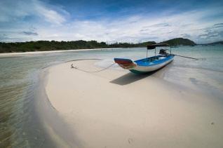 Bãi Khem là điểm du lịch nằm ở phía Nam đảo Phú Quốc, cách trung tâm thị trấn Đông Dương khoảng 25 km.