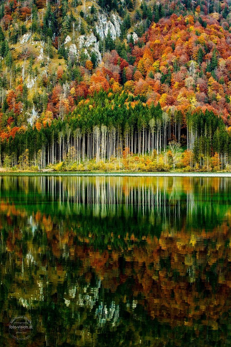 Ngỡ ngàng trước vẻ đẹp huyền diệu của thiên nhiên - 1