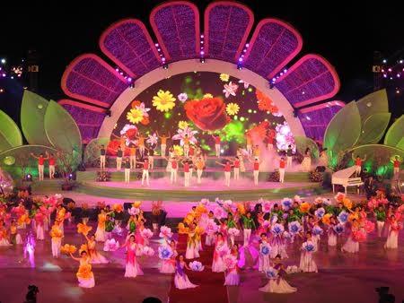 Pháo hoa rực trời Đà Lạt chào đón lễ hội hoa - 10