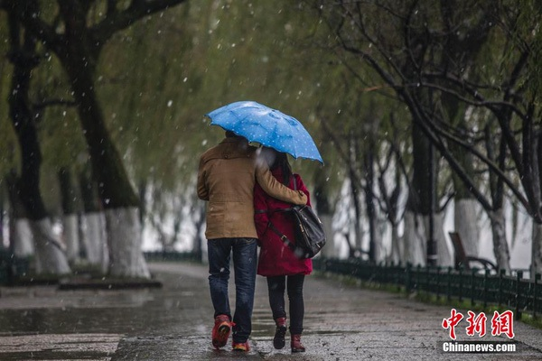 Mùa đông giá lạnh cũng khiến người ta muốn xích lại gần nhau hơn để tìm kiếm hơi ấm