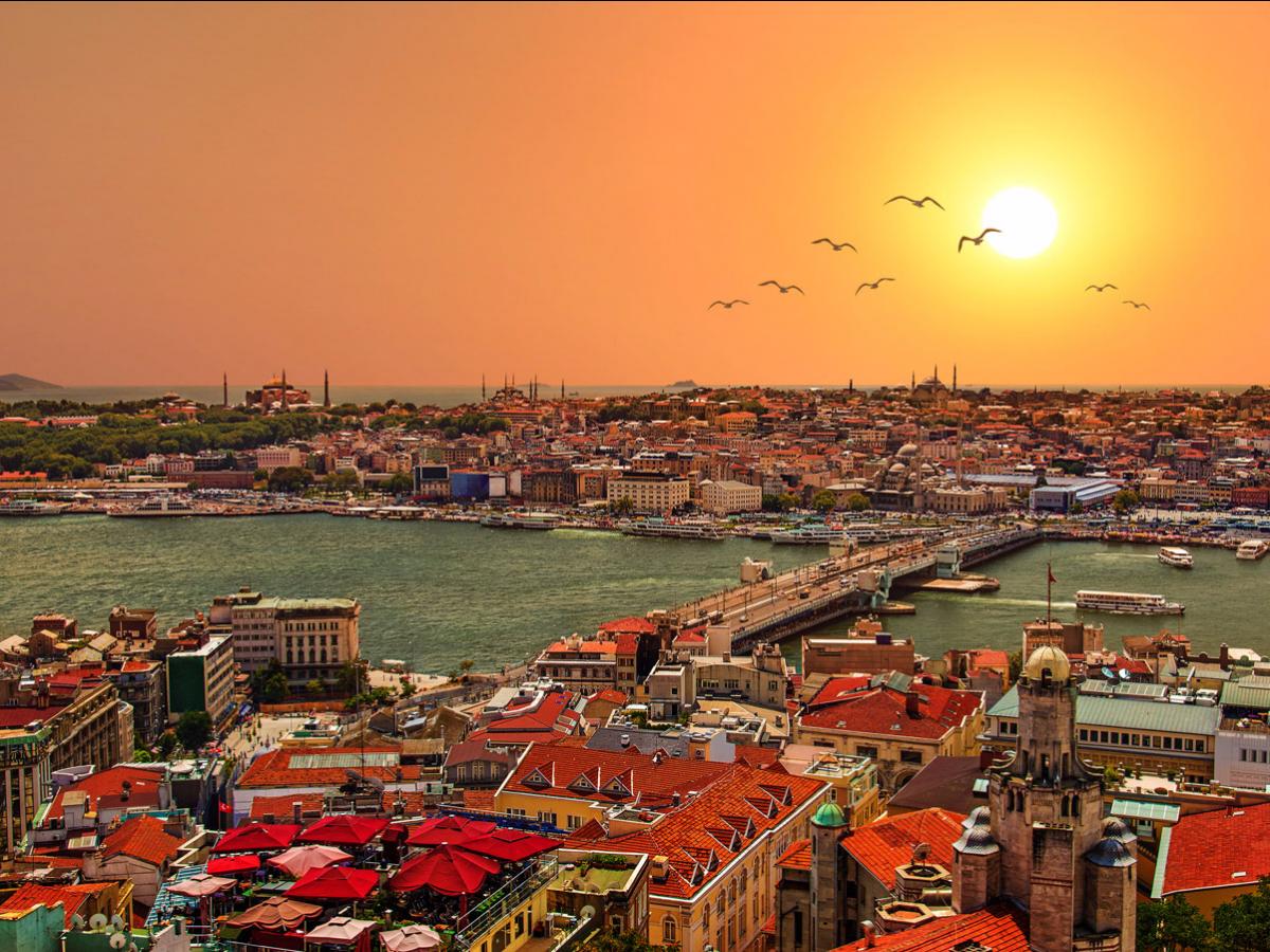 Istanbul, Thổ Nhĩ Kỳ thu hút 11.9 triệu khách quốc tế