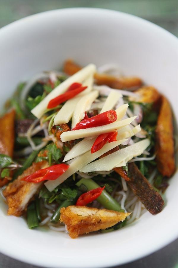 Món ngon giải ngấy sau tết của người Thái Bình