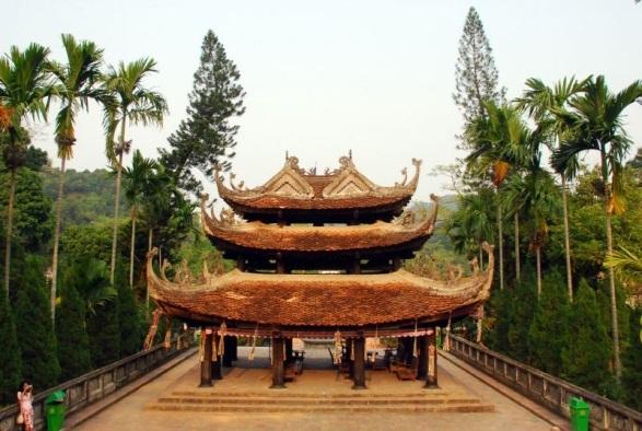 Những ngôi chùa xin tài lộc linh thiêng ở miền Bắc - 4