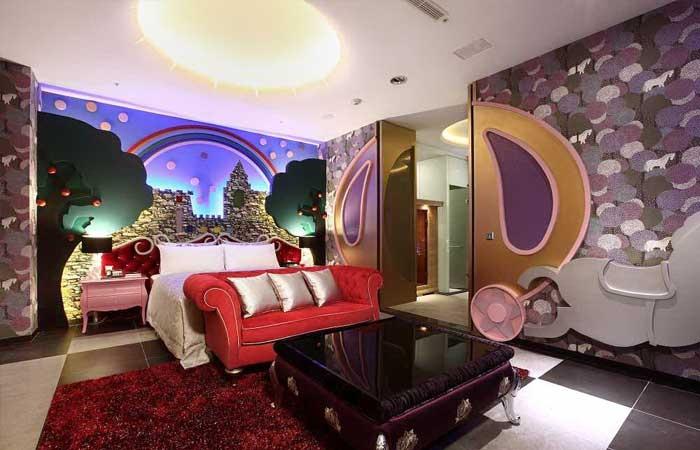 Những khách sạn tình yêu siêu đặc biệt ở Đài Loan - 5
