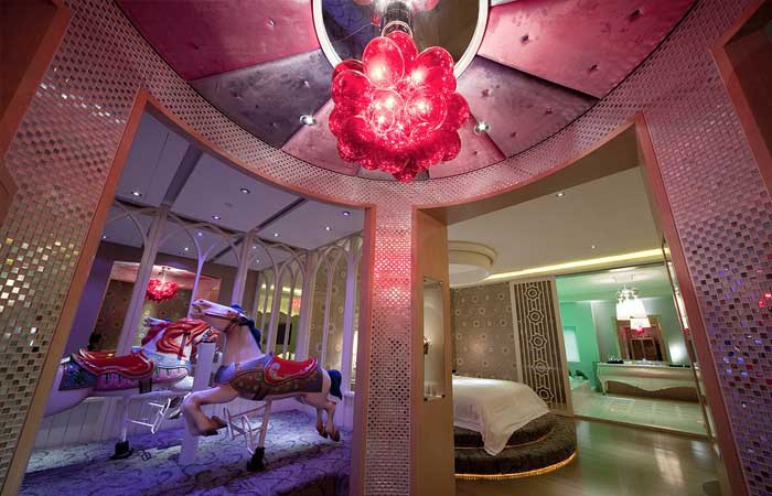 Những khách sạn tình yêu siêu đặc biệt ở Đài Loan - 7