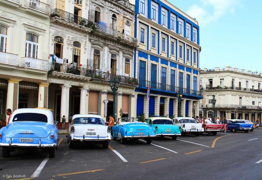 Nét đẹp quyến rũ của riêng Havana hiếm nơi nào có được