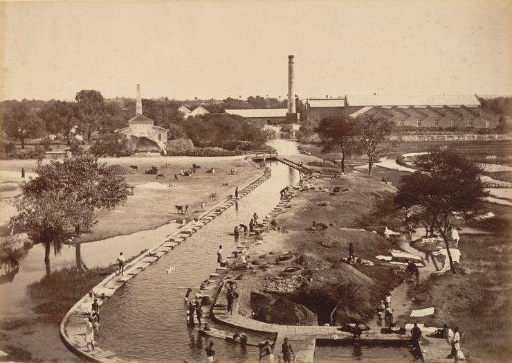 """Ngỡ ngàng với hình ảnh """"làng chài nhỏ"""" Dubai cách đây hơn nửa thế kỷ - 9"""