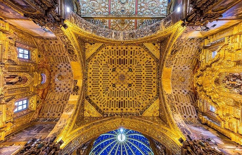 Đây là nhà thờ đẹp nhất khu vực châu Mỹ