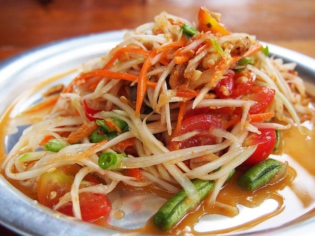 Những món ăn nhất định phải thử khi đến Thái Lan - 1