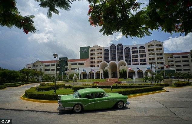 Khách sạn đầu tiên của Mỹ được xây dựng tại Cuba - 1