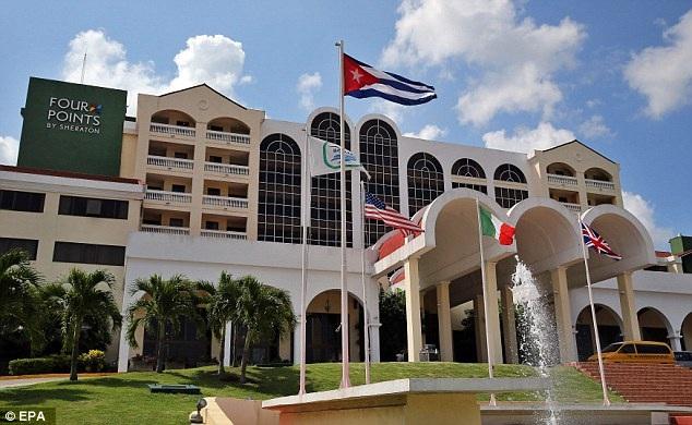 Khách sạn đầu tiên của Mỹ được xây dựng tại Cuba - 2