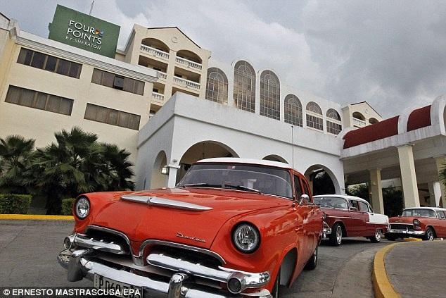 Khách sạn đầu tiên của Mỹ được xây dựng tại Cuba - 3