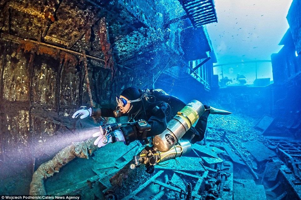 """Vẻ đẹp kỳ bí của những """"nấm mồ"""" dưới đáy đại dương - 9"""