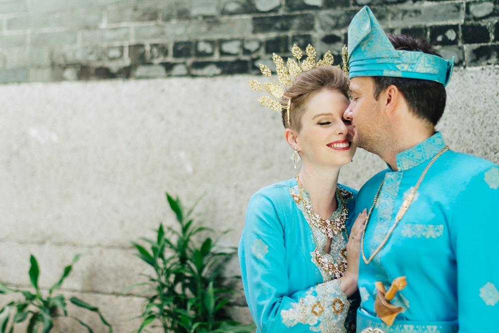 Vòng quanh thế giới ngắm trang phục cưới truyền thống của các cặp đôi - 10