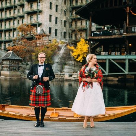 Vòng quanh thế giới ngắm trang phục cưới truyền thống của các cặp đôi - 5