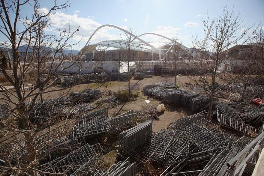 Những công trình bạc tỷ bị bỏ hoang sau mỗi kỳ Olympic - 10