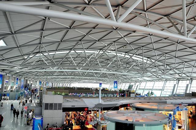 Top 10 sân bay châu Á tốt nhất năm 2016 - 2