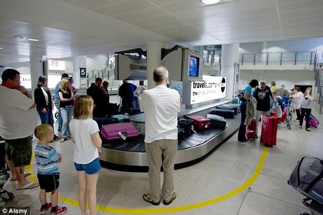 Hệ thống thông minh giúp giảm thiểu nguy cơ thất lạc hành lý, tiết kiệm chi phí