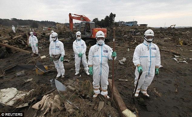 Fukushima bị ảnh hưởng nặng nề sau thảm họa hạt nhân – kết quả của trận động đất năm 2011.