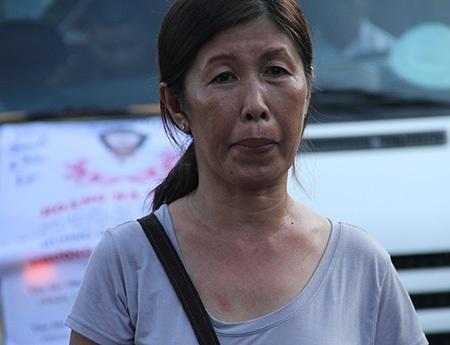 Giọt nước mắt đau đớn của người mẹ. Có nỗi đau nào hơn việc phải chứng kiến con mình chết trẻ