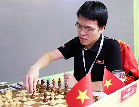 Quang Liêm không tham dự vì lý do sức khỏe, cờ vua Việt Nam mất một kỳ thủ mạnh tại giải