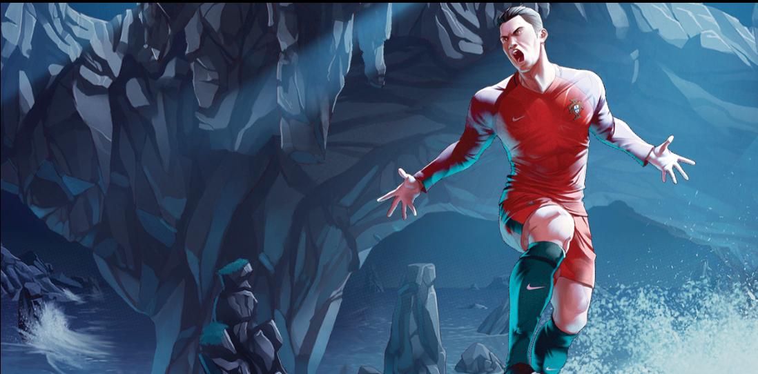 Ronaldo đỏm dáng và thích khoe mẽ y hệt tỷ phú Tony Stark - Iron Man