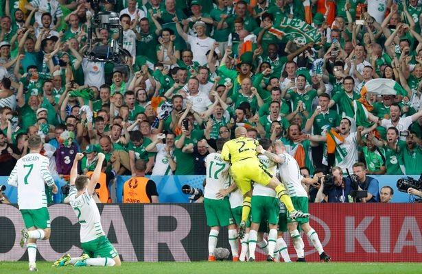 Ireland của năm 2016 vẫn chưa quên ký ức buồn cách nay 7 năm