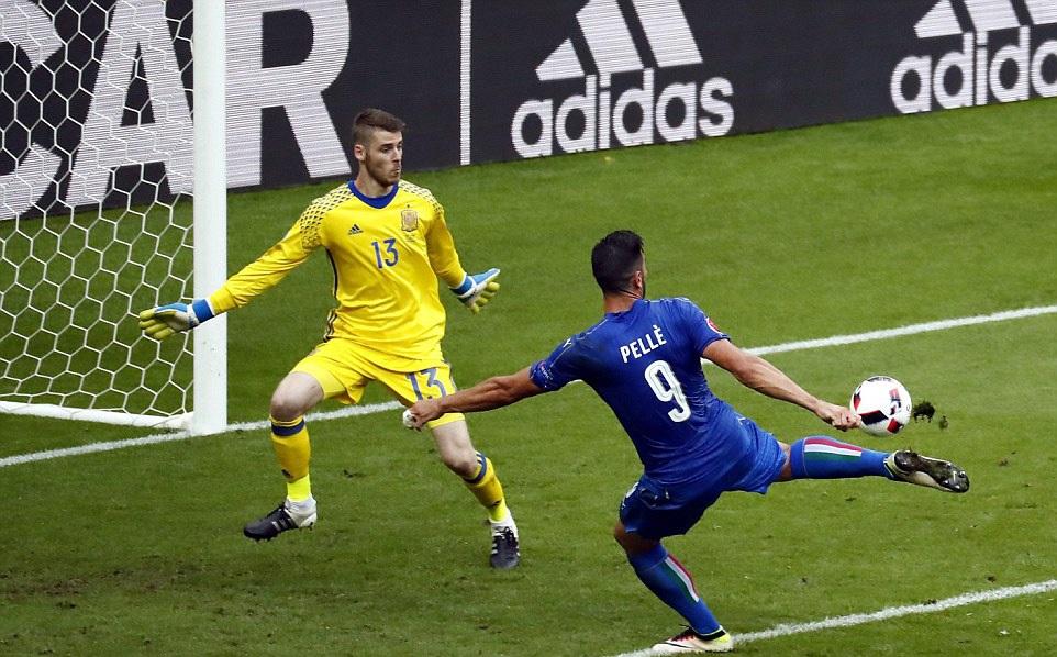 Lối chơi với chất quái cao của người Ý được dự đoán sẽ tiếp tục gây khó cho tuyển Đức ở tứ kết