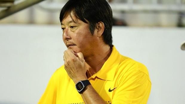 HLV Huỳnh Đức tiết lộ SHB Đà Nẵng muốn ngôi vô địch V-League