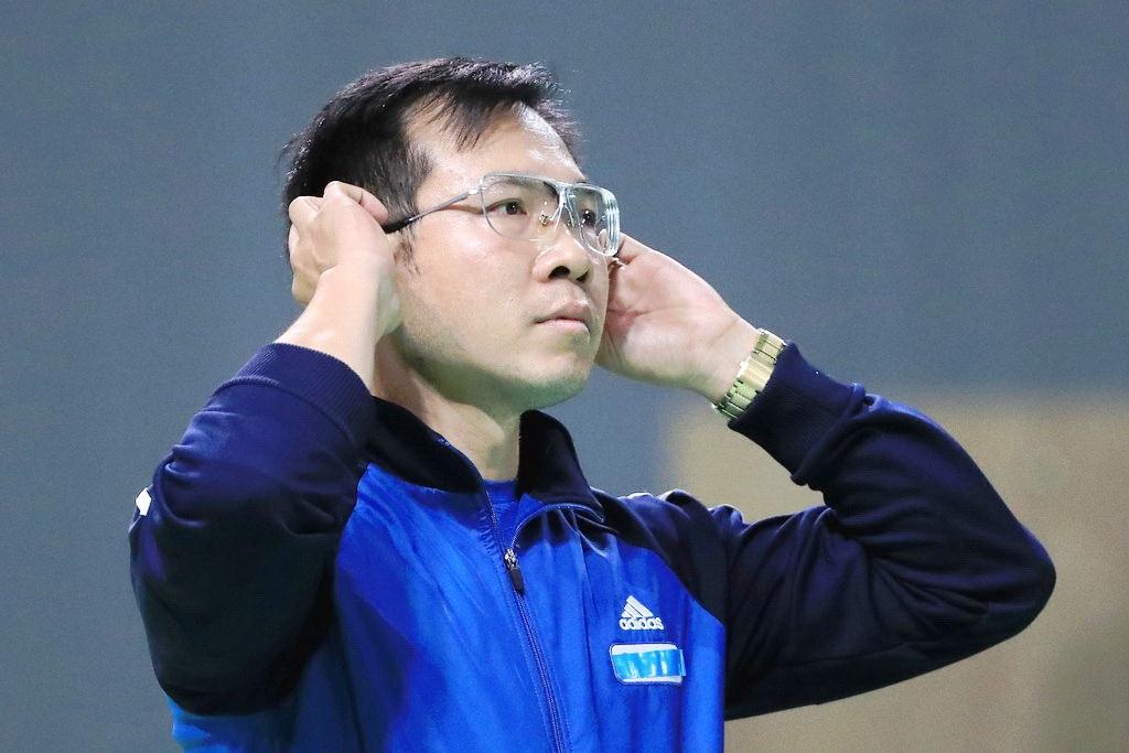 Hoàng Xuân Vinh cũng là công dân Đông Nam Á đầu tiên giành HCV trong môn bắn súng tại Thế vận hội