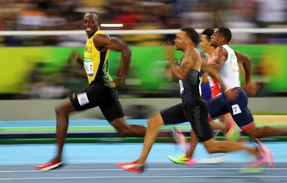 Jamaica của Usain Bolt đứng thứ 3, giành 11 huy chương với số dân hơn 2,7 triệu người